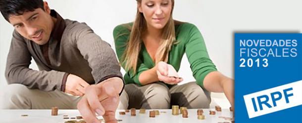 Novedades fiscales declaración de la renta 2012